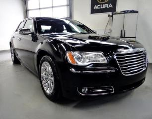 Used 2012 Chrysler 300 Limited EDITION,LOW KM,NO ACCIDENT,ALL SERVICE REC for sale in North York, ON