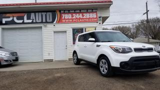 Used 2019 Kia Soul LX for sale in Edmonton, AB