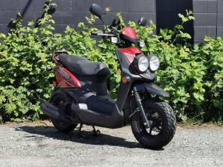 Used 2018 Yamaha BWS 50 for sale in Vancouver, BC
