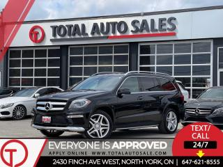 Used 2013 Mercedes-Benz GL-Class //AMG | NAVI | XENON | LIKE NEW for sale in North York, ON