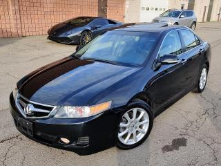 Used 2006 Acura TSX 4DR SDN AT for sale in Burlington, ON