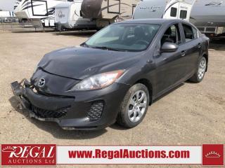 Used 2013 Mazda MAZDA3 GX 4D Sedan AT 2.0L for sale in Calgary, AB