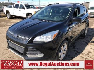 Used 2013 Ford Escape SE 4D Utility 4WD 1.6L for sale in Calgary, AB
