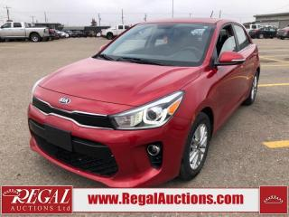 Used 2018 Kia Rio EX 4D HATCHBACK 1.6L for sale in Calgary, AB