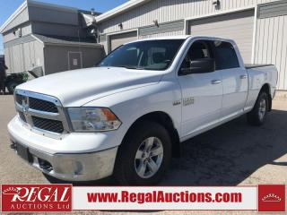 Used 2016 RAM 1500 SLT CREW CAB 4WD 5.7L for sale in Calgary, AB