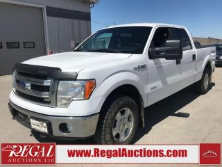 Used 2013 Ford F-150 XLT SUPERCREW LWB 4WD 3.5L for sale in Calgary, AB
