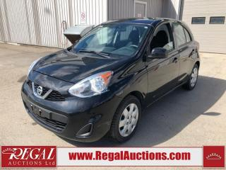 Used 2016 Nissan Micra SV 5D Hatchback AT 1.6L for sale in Calgary, AB