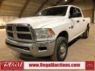 Used 2012 RAM 2500 SLT Crew CAB SWB 4WD 5.7L for sale in Calgary, AB