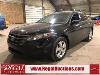 Used 2010 Honda ACCORD CROSSTOUR EX-L 4D UTILITY for sale in Calgary, AB