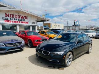Used 2016 BMW 3 Series Xdrive for sale in Regina, SK