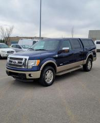 Used 2012 Ford F-150 KING RANCH SUPER CREW I 4WD |  EVERYONE APPROVED for sale in Calgary, AB