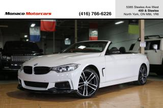 Used 2014 BMW 4 Series 428i xDrive - MSPORT|NAVIGATION|BACKUP|CARBONFIBRE for sale in North York, ON