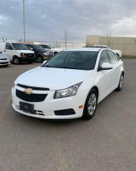 Used 2014 Chevrolet Cruze 1LT I LV  I$0 DOWN-EVERYONE APPROVED! for sale in Calgary, AB