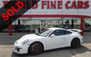 Used 2014 Porsche 911 GT3 for sale in Etobicoke, ON