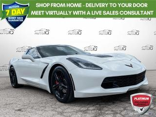 Used 2017 Chevrolet Corvette StingRay 1LT for sale in St Thomas, ON