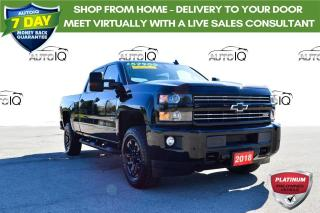 Used 2018 Chevrolet Silverado 2500 HD LTZ ONE OWNER for sale in Grimsby, ON