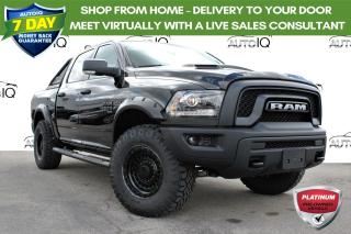 Used 2021 RAM 1500 Classic SLT WARLOCK!! LEVEL KIT! WHEEL AND TIRE PACKAGE! LIGHT BAR! FENDER FLARES!! for sale in Hamilton, ON