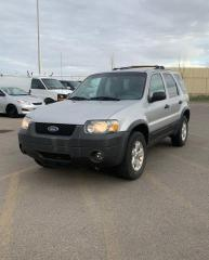 Used 2005 Ford Escape XLT I $0 DOWN-EVERYONE APPROVED! for sale in Calgary, AB
