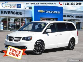 Used 2019 Dodge Grand Caravan GT for sale in Brockville, ON