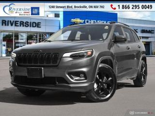 Used 2020 Jeep Cherokee North for sale in Brockville, ON