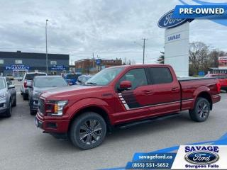 Used 2018 Ford F-150 Lariat  - Trade-in - Leather Seats - $389 B/W for sale in Sturgeon Falls, ON
