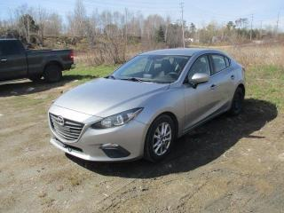 Used 2015 Mazda MAZDA3 GS for sale in North Bay, ON