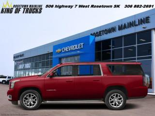 Used 2015 GMC Yukon XL Denali for sale in Rosetown, SK