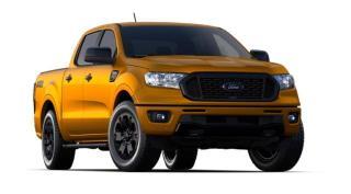 New 2021 Ford Ranger XLT for sale in Brockville, ON