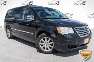 Used 2009 Chrysler Town & Country Touring SOLD AS TRADED, YOU CERTIFY, YOU SAVE!!! for sale in Barrie, ON