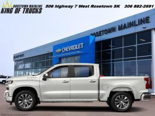 New 2021 Chevrolet Silverado 1500 RST for sale in Rosetown, SK
