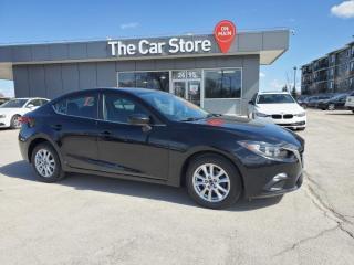 Used 2016 Mazda MAZDA3 GS, NAVIGATION, Sunroof, Rear Cam, Heat Seat 1ownr for sale in Winnipeg, MB