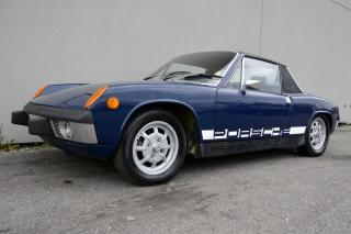 Used 1974 Porsche 914 2.0 *Project Dream Car* for sale in Vancouver, BC