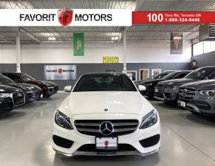 Used 2018 Mercedes-Benz C-Class C300|4MATIC|NAV|AMG PACKAGE|LED|WOOD|DUALROOF|+++ for sale in North York, ON