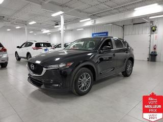 Used 2018 Mazda CX-5 GS AWD - CAMERA + TOIT + SIEGES CHAUFFANTS !!! for sale in Saint-Eustache, QC