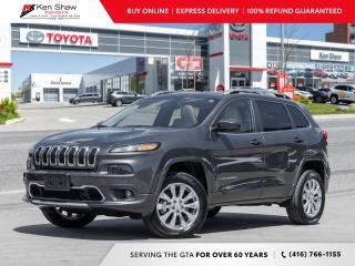 Used 2018 Jeep Cherokee for sale in Toronto, ON