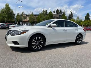 Used 2016 Nissan Altima 4DR SDN I4 CVT 2.5 SL TECH for sale in Surrey, BC
