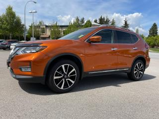 Used 2017 Nissan Rogue AWD 4dr SL Platinum -Ltd Avail- for sale in Surrey, BC