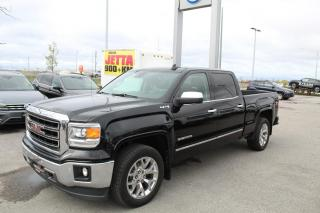 Used 2015 GMC Sierra 1500 5.3L SLT for sale in Whitby, ON