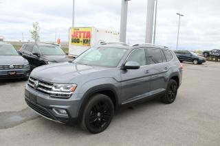 Used 2018 Volkswagen Atlas 3.6 FSI Execline 4MOTION for sale in Whitby, ON