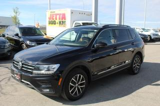 Used 2018 Volkswagen Tiguan 2.0T Comfortline 4Motion for sale in Whitby, ON
