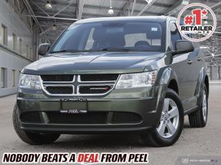 Used 2016 Dodge Journey CVP for sale in Mississauga, ON