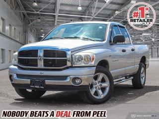 Used 2007 Dodge Ram 1500 SLT for sale in Mississauga, ON
