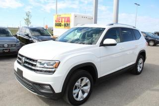 Used 2018 Volkswagen Atlas 3.6 FSI Comfortline 4MOTION for sale in Whitby, ON