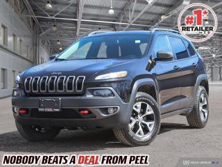 Used 2016 Jeep Cherokee Trailhawk for sale in Mississauga, ON