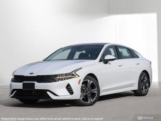 New 2021 Kia K5 EX at AWD for sale in Kitchener, ON