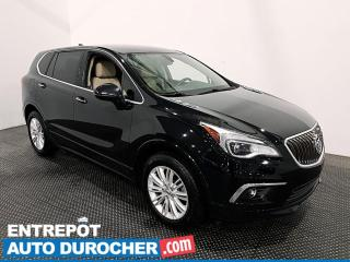 Used 2017 Buick Envision Preferred - AWD - Bluetooth - Climatiseur -  Cuir for sale in Laval, QC