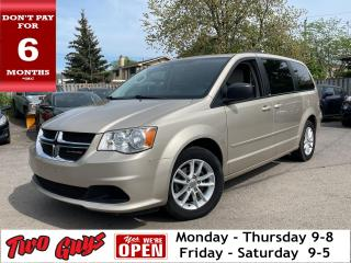 Used 2013 Dodge Grand Caravan SXT Plus | Pwr Sliders + Hatch | Remote Start | Al for sale in St Catharines, ON
