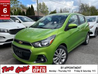 Used 2016 Chevrolet Spark Nice Local Trade In! Back Up Camera Power Windows for sale in St Catharines, ON