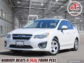 Used 2014 Subaru Impreza 2.0i Touring Package for sale in Mississauga, ON