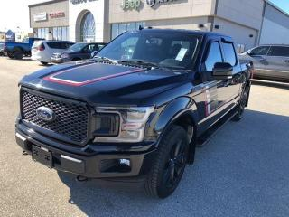 Used 2019 Ford F-150 FX4 LARIAT,LEATHER,NAVIGATION,COOLED SEATS for sale in Slave Lake, AB